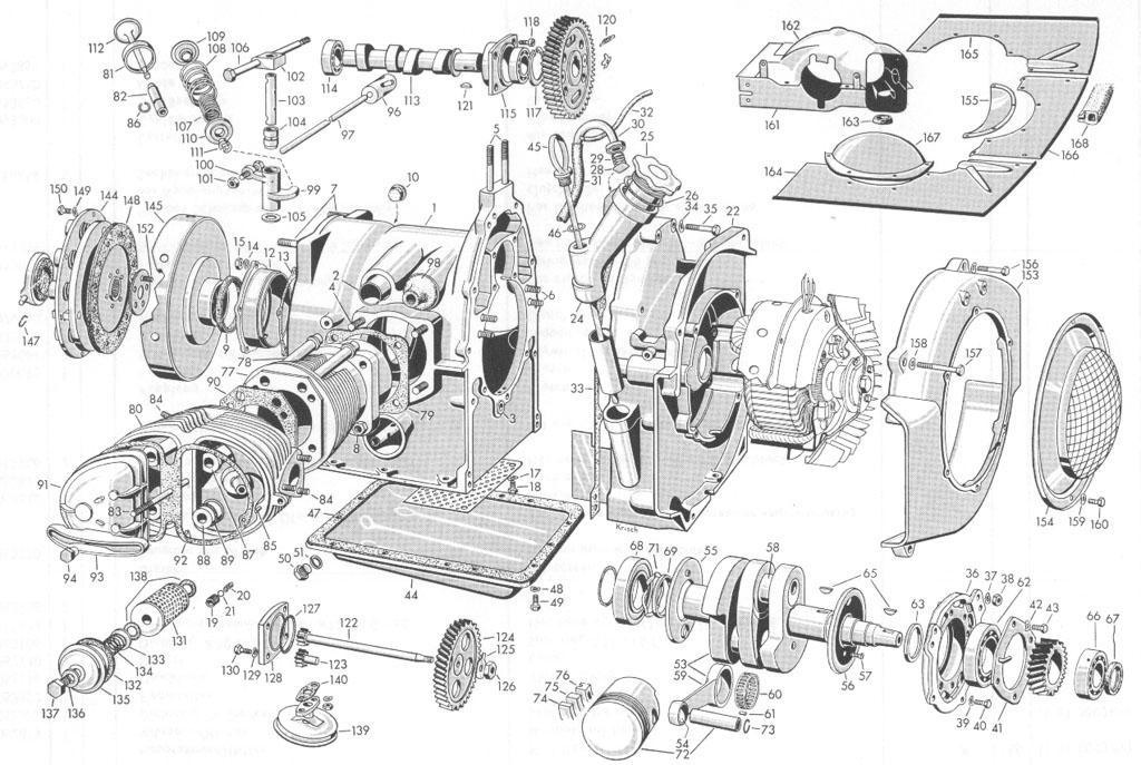 Gemütlich Auto Motor Explosionszeichnung Zeitgenössisch ...