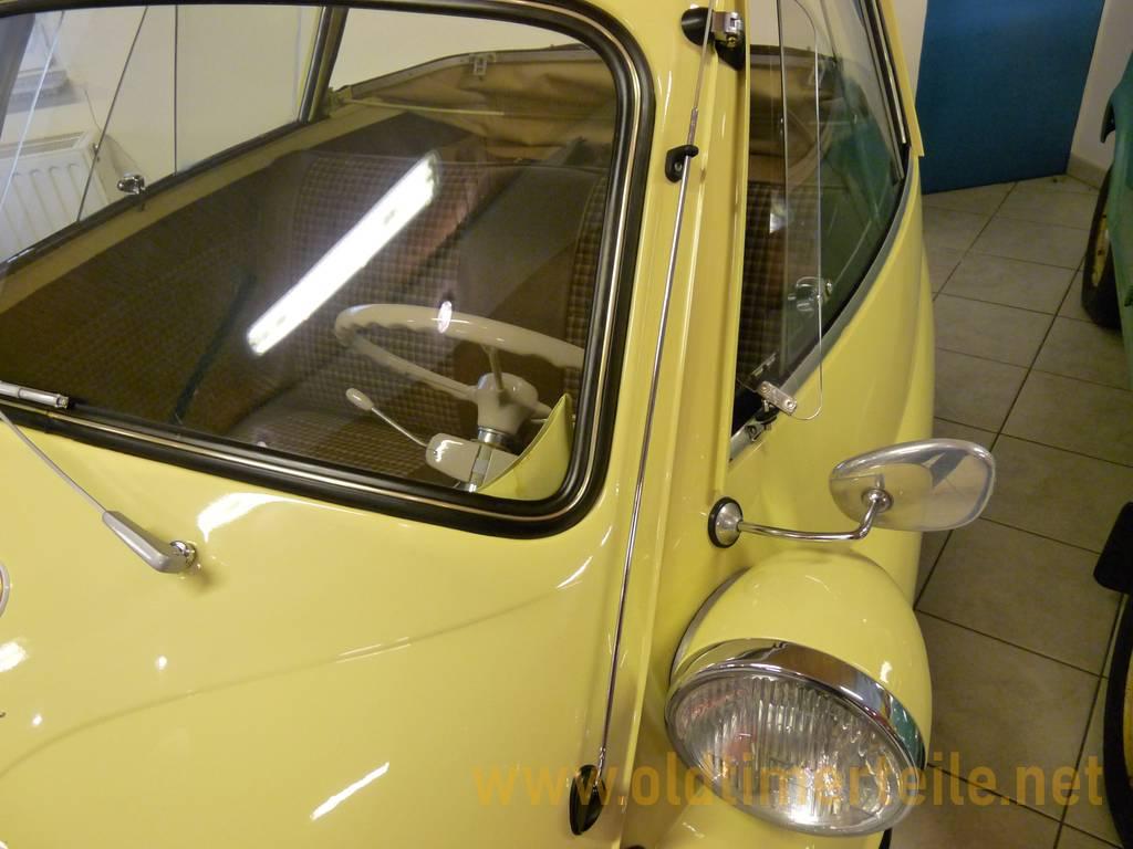 BMW Isetta - Electric Equipment · www oldtimerteile net